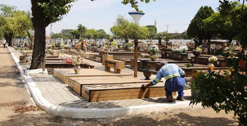 MP pede informações sobre necrochorume de cemitérios à Prefeitura de Limeira