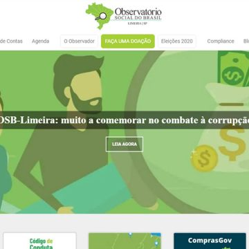 OSB-Limeira sugere melhorias nos portais da transparência da Prefeitura e da Câmara