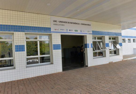 URC de Limeira completa 1 mês de ocupação total de leitos de UTI