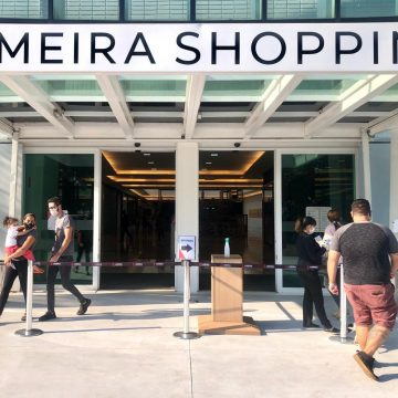 Shoppings se preparam para abrir, mas restaurantes, salões e academias têm nova semana de restrição