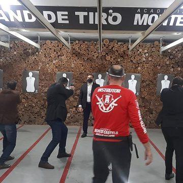 Veja como é a formação de seguranças vips em Limeira