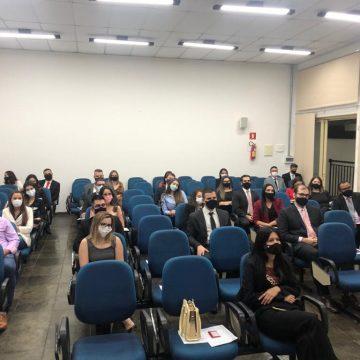 Entrega da carteira da OAB oficializa 37 novos advogados em Limeira