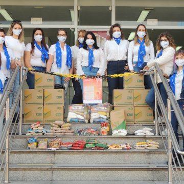Dia das Mães Sem Fome arrecada 2,5 toneladas de alimentos
