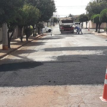 Tapa-buracos em Iracemápolis custará R$ 588 mil