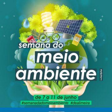 Semana do Meio Ambiente em Limeira tem debate sobre recuperação de florestas
