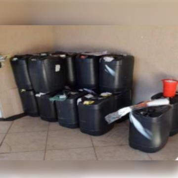 Condenado limeirense que estocava 700 litros de combustível na garagem