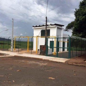 Justiça condena iracemapolense que, irritado com mau cheiro, quebrou portão da estação de esgoto