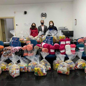 Com frio intenso, OAB Limeira antecipa entrega de agasalhos ao Fundo Social