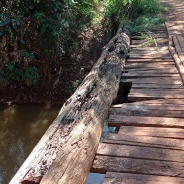Vereador quer identificação nas pontes rurais de Limeira