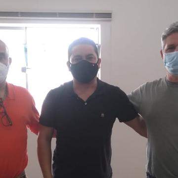 Em visita a Limeira, deputado Paulo Teixeira discute retomada da instalação do Elizabeth Teixeira