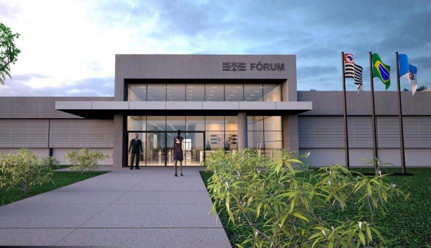 Cordeirópolis receberá R$ 3,2 milhões para obra de novo Fórum